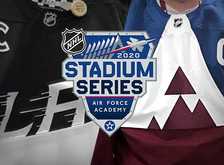LEAKED: Avalanche & Kings 2020 Stadium Series Jerseys Revealed