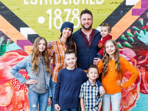 Family Portraits • Downtown Mesa