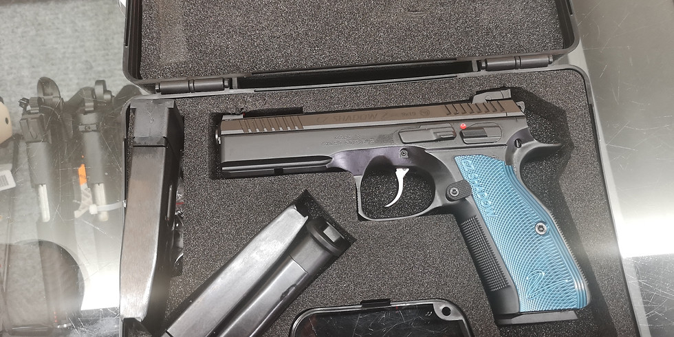 Service Pistol Unrestricted Club Championships