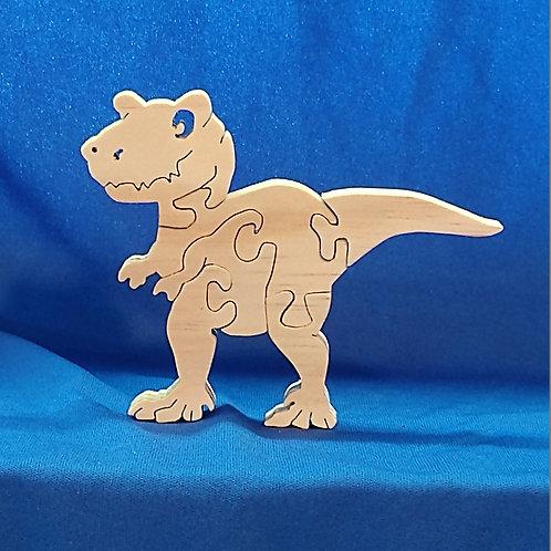 Mini T-Rex Puzzle