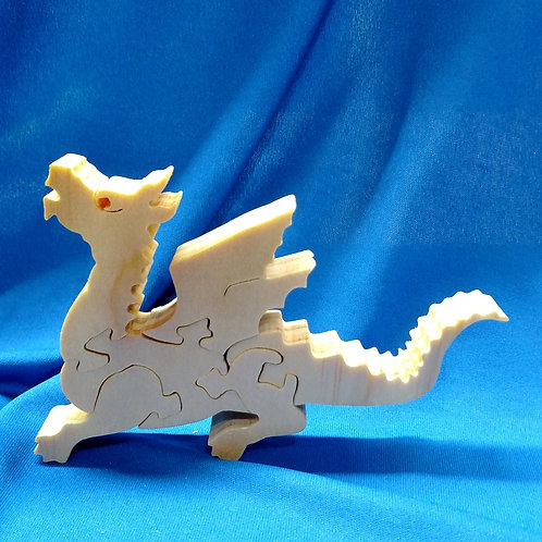 Mini Dragon Puzzle