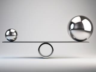 Balans energievreters en energiegevers