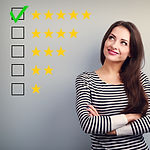 The Best Rating, Evaluation. Business Co