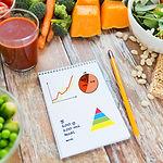 healthy eating, vegetarian food, diet an