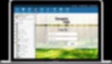Laptp for WiFi Hotspot Gateway Controller