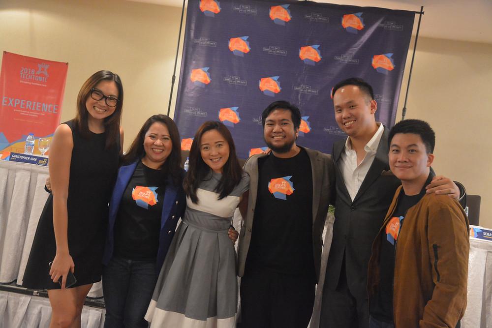 Techtonic 2018 core team