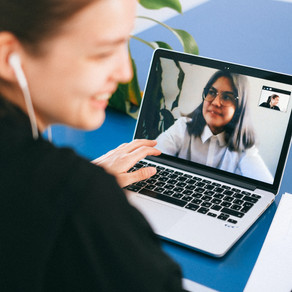 4 ways to always look good in online meetings