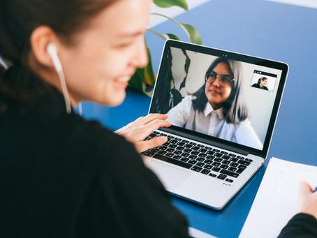 4 ways to always look good in online meetings