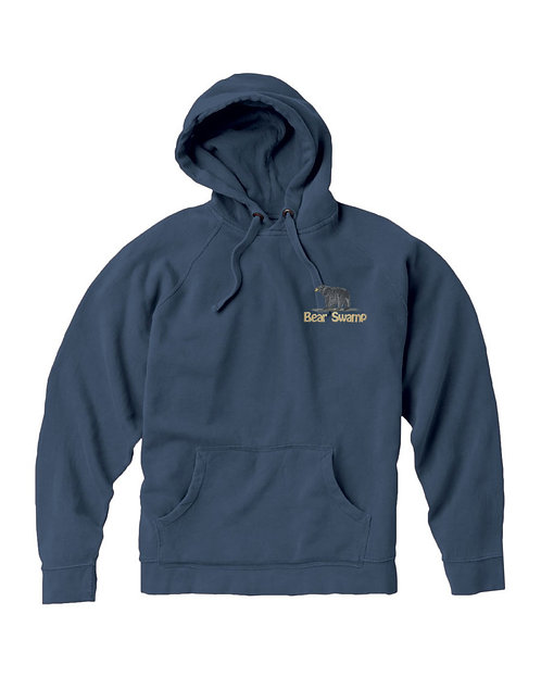 Bear Swamp Comfort Color Hooded Sweatshirt 1567