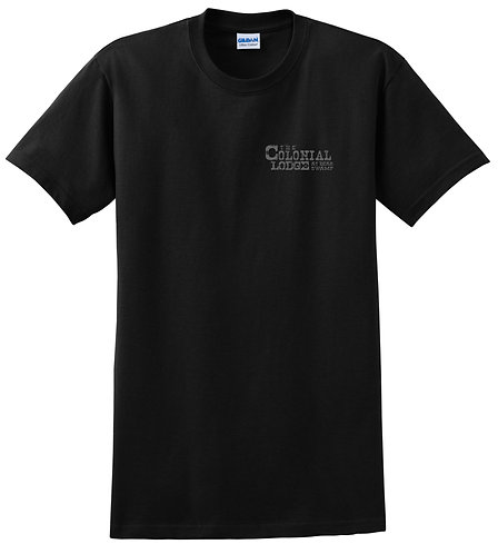 Colonial Lodge Short Sleeve Tee 2000