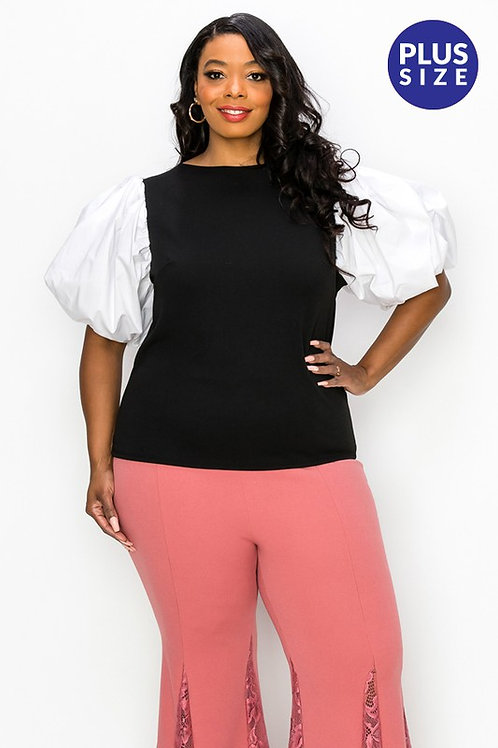 The Colorblock Top