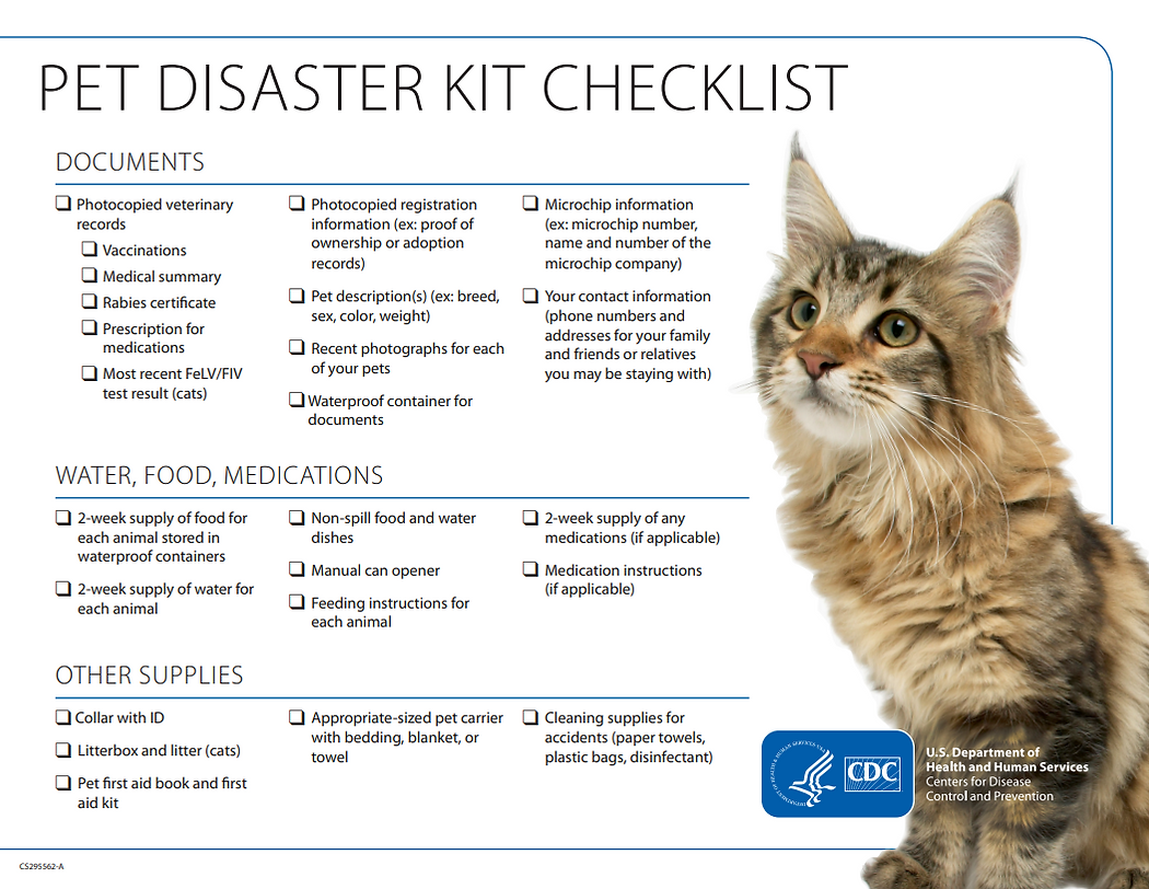 CDC Emergency Checklist Cats.PNG