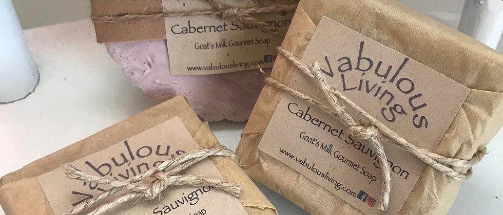 Cabernet Sauvignon Goat's Milk Soap