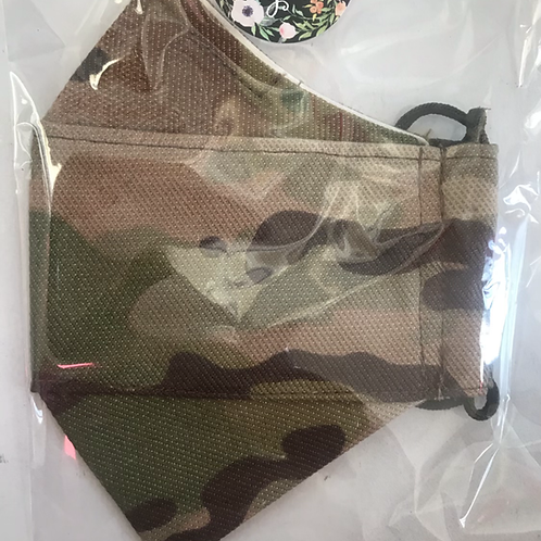 OCP Army Face Mask