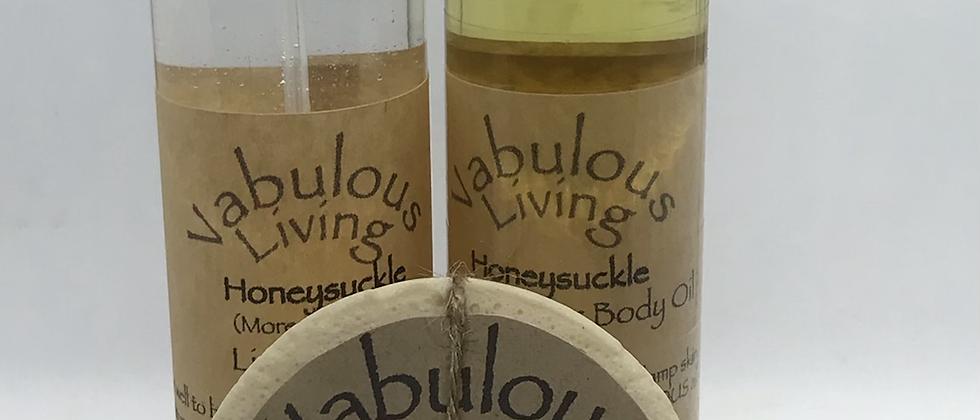 Honeysuckle Shower Trio