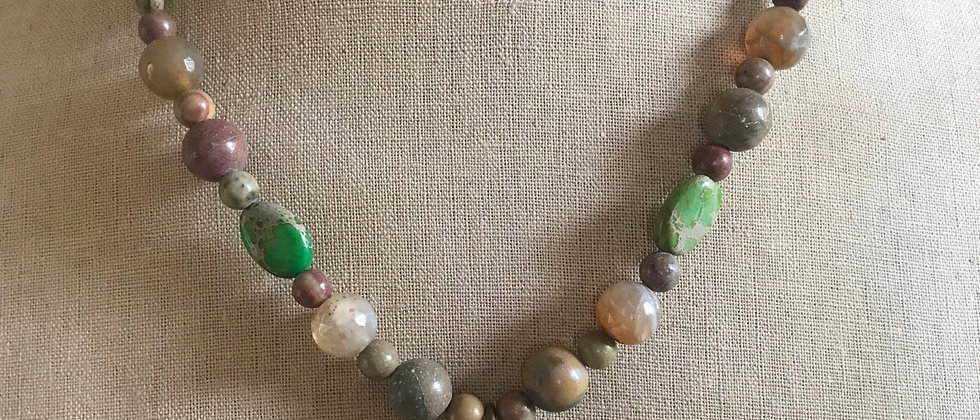 Desert Jewel Necklace