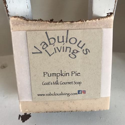 Pumpkin Pie Goats Milk Soap