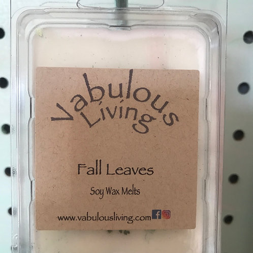 Fall Leaves Wax Melts