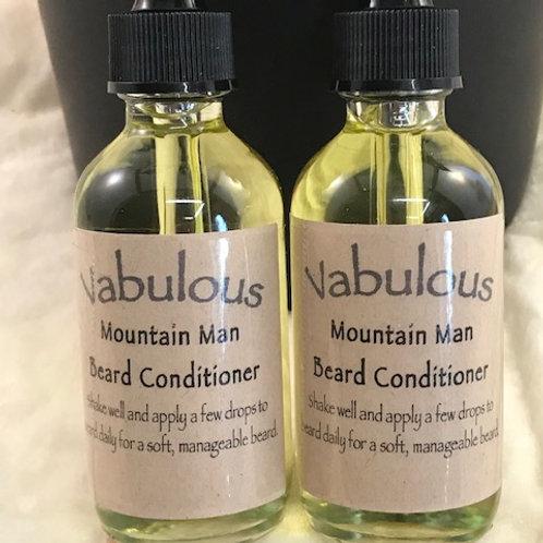 Mountain Man Beard Conditioner