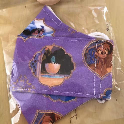Aladdin Face Mask