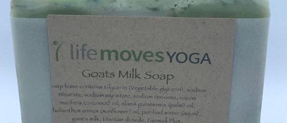 Life Moves Yoga Goat's Milk Soap