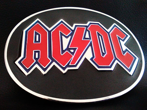 AC/DC - Belt Buckle