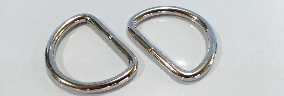 MEDIUM 32mm D'RING (SINGLE ITEM)