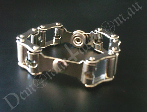 Biker Chain Bracelet