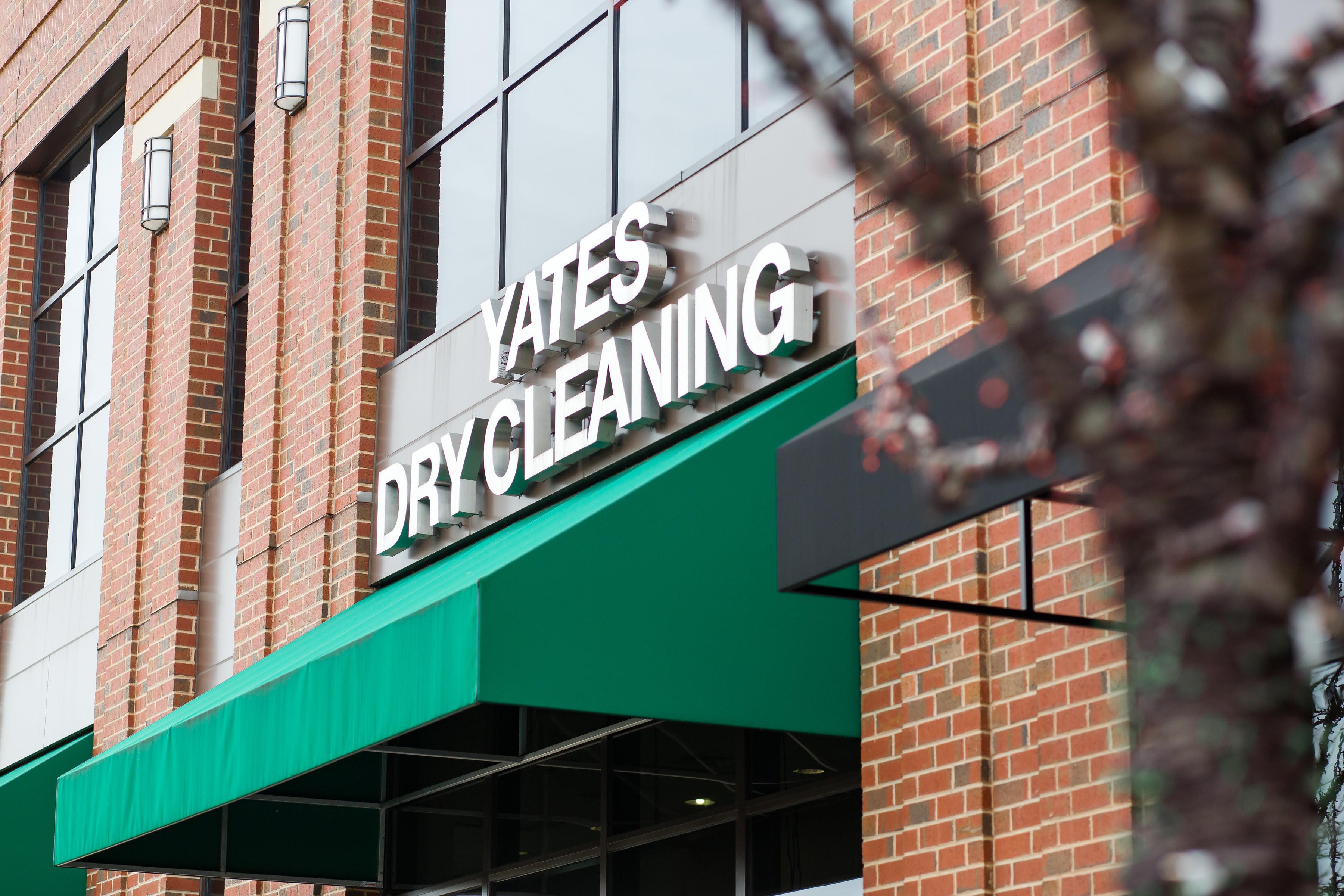 Yates Dry Cleaning In Alexandria Va