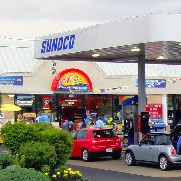 Yates Kingstowne Sunoco and APlus Convenience