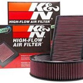K&N HIGH FLOW PANEL FILTER