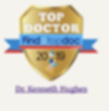 Dr. Kenneth Hughes Voted Top Doctor