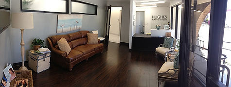 Inside Hughes Plastic Surgery Offices in Los Angeles