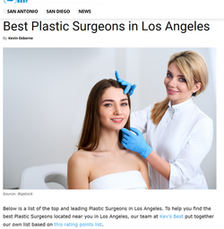 Dr. Kenneth Benjamin Hughes, Best Plastic Surgeon