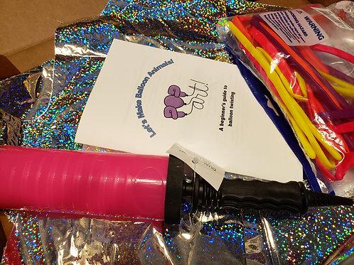 Balloon Twisting Kit