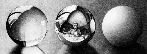 Self: M.C. Escher