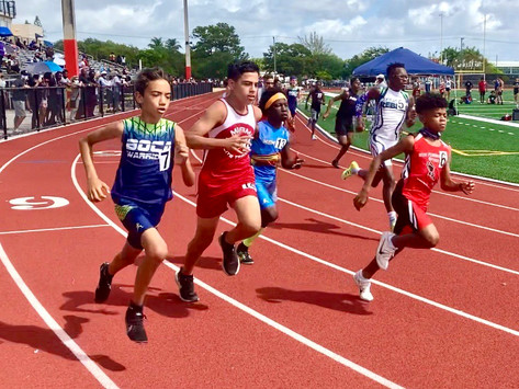 Exciting Finishes! Strong Runs! MS State Qualifiers! - Boca Warriors Rocked this Past Weekend