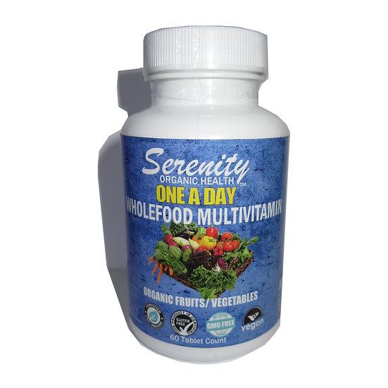 Organic Whole Food MultiVitamin