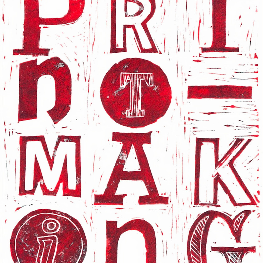 Introduction to Printmaking  (1)