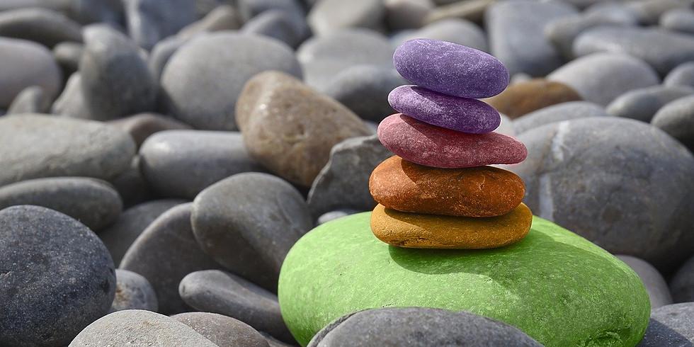 Virtual Mindful Meditation & Vibe Up Conversation