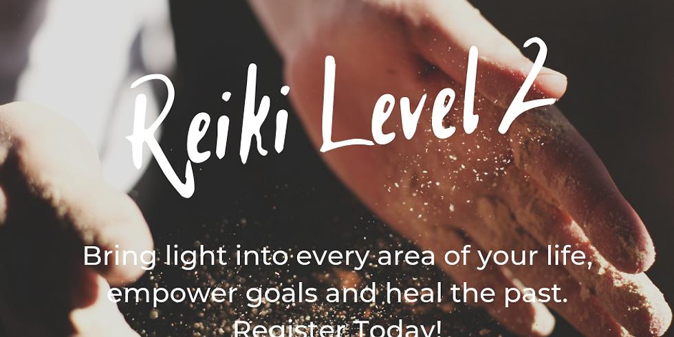 Usui Reiki Level 2 Workshop (1)