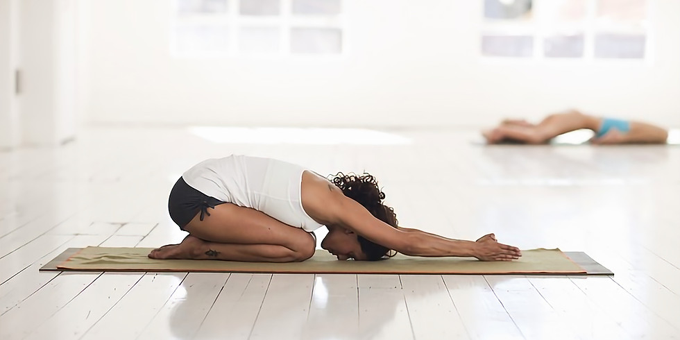 Empowered Mondays Yoga