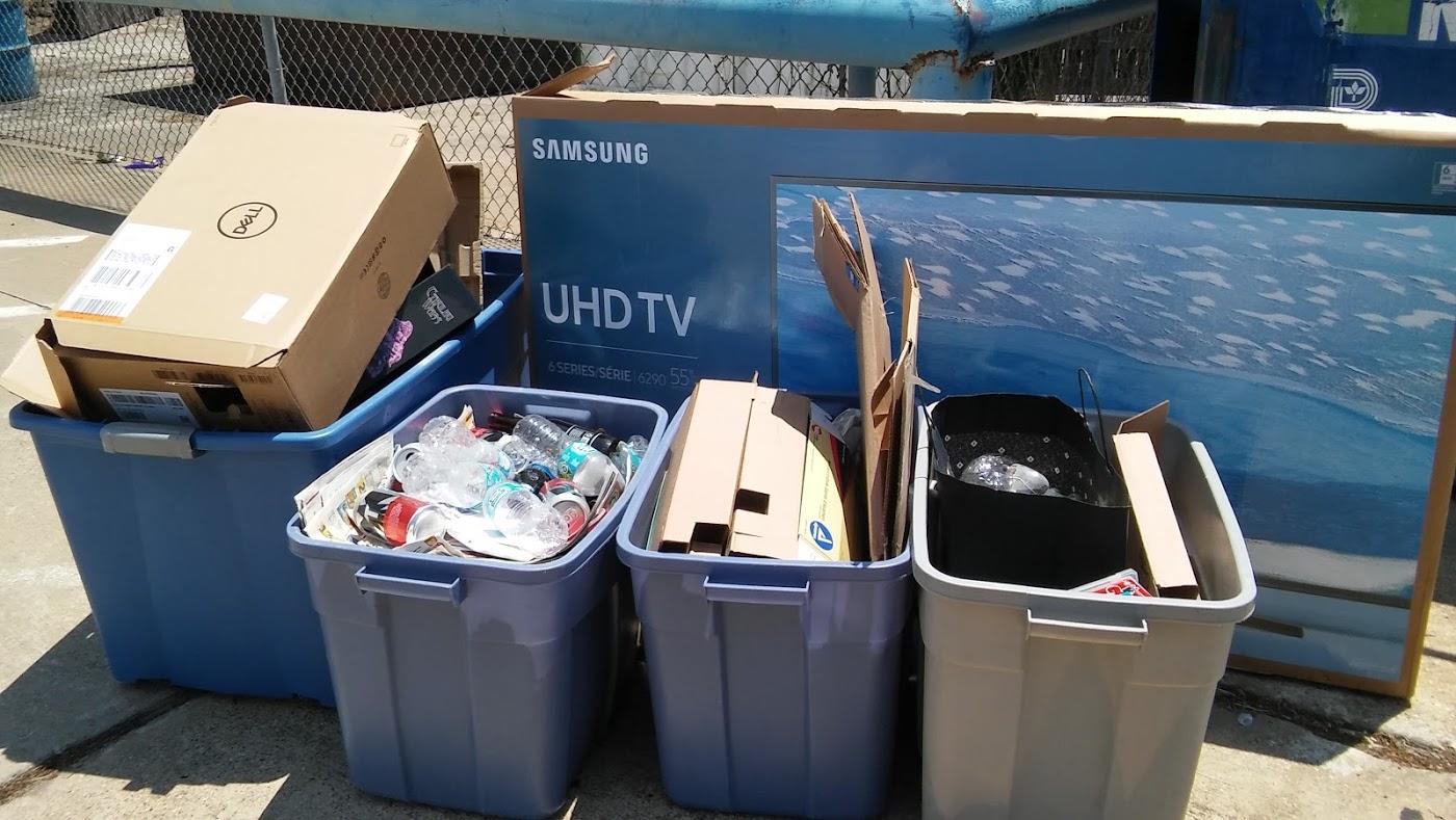 2017.07.23 - UUC Recycling