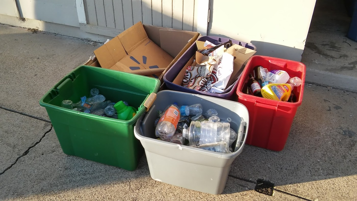 2017.05.04 - UUC Recycling