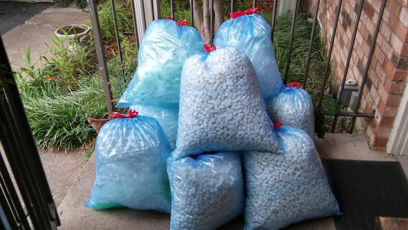 2017.04.22 - UUC Recycling Shipping Supplies
