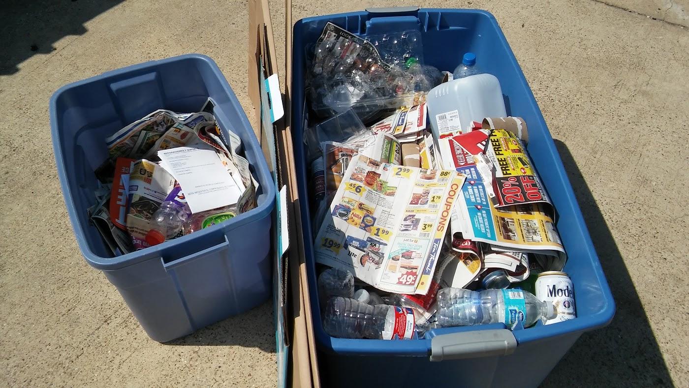2017.07.08 - UUC Recycling
