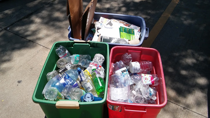 2017.05.13 - UUC Recycling