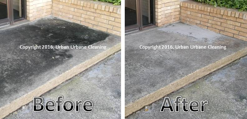 UUC Algae and Mildew Removal (c) 2016