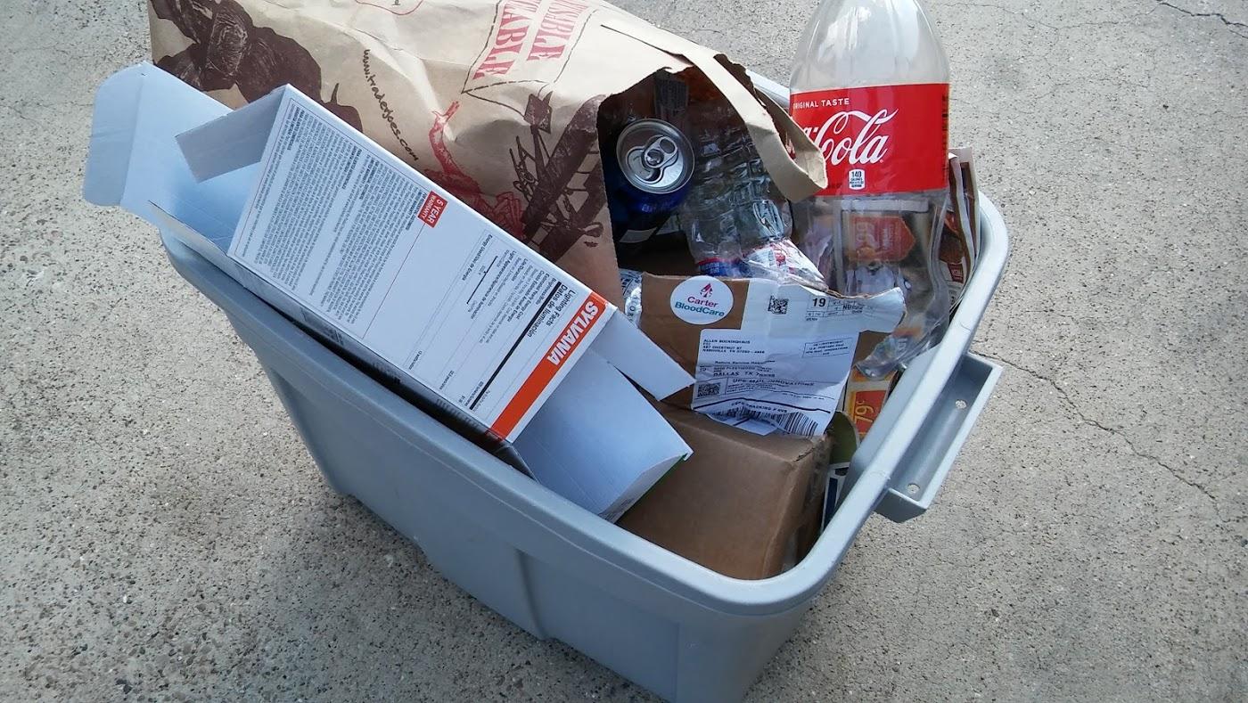 2017.09.23 - UUC Recycling