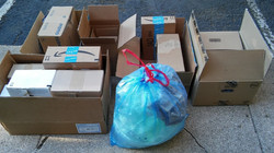 UUC boxes for recycling 2016.11.30